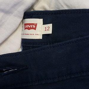 Levi's Pants - LEVIS CLASSIC CHINOS KHAKI PANTS